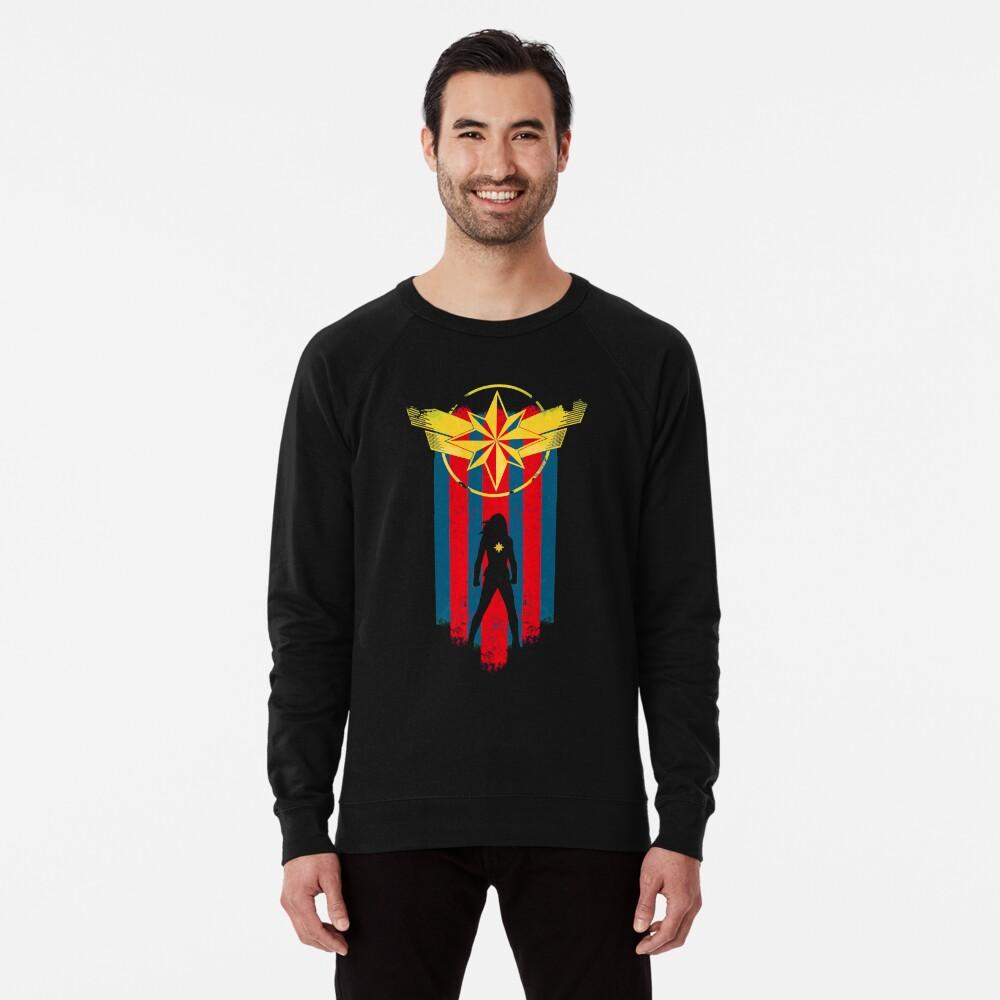 A Real Heroine Lightweight Sweatshirt