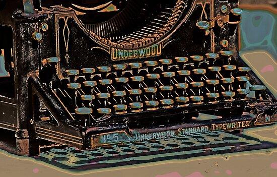Old Technology Still Works! by DeerPhotoArts
