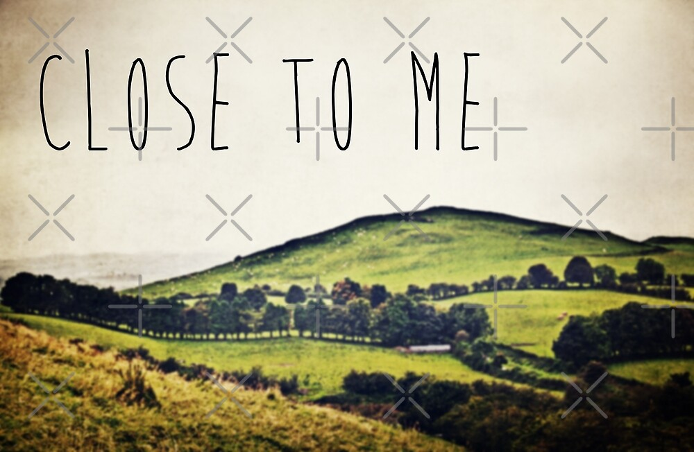 Close To Me by Denise Abé
