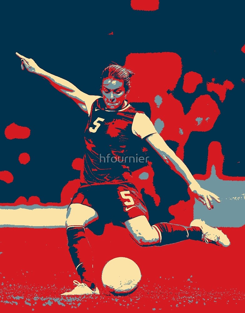 Kelley O'Hara by hfournier