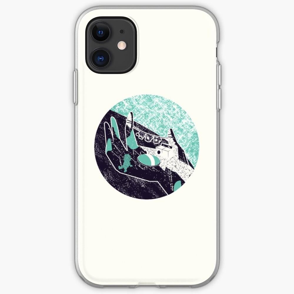 On the hand iPhone Case & Cover