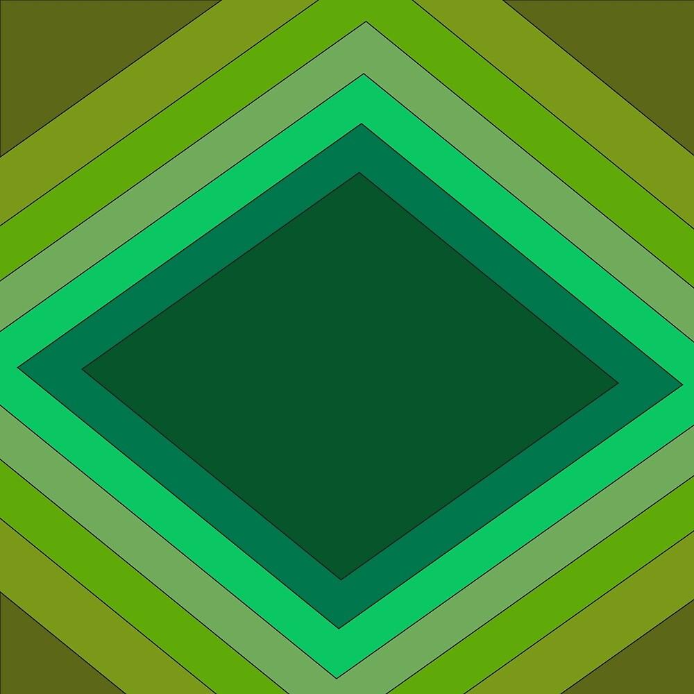 green geometry by lotusleaf