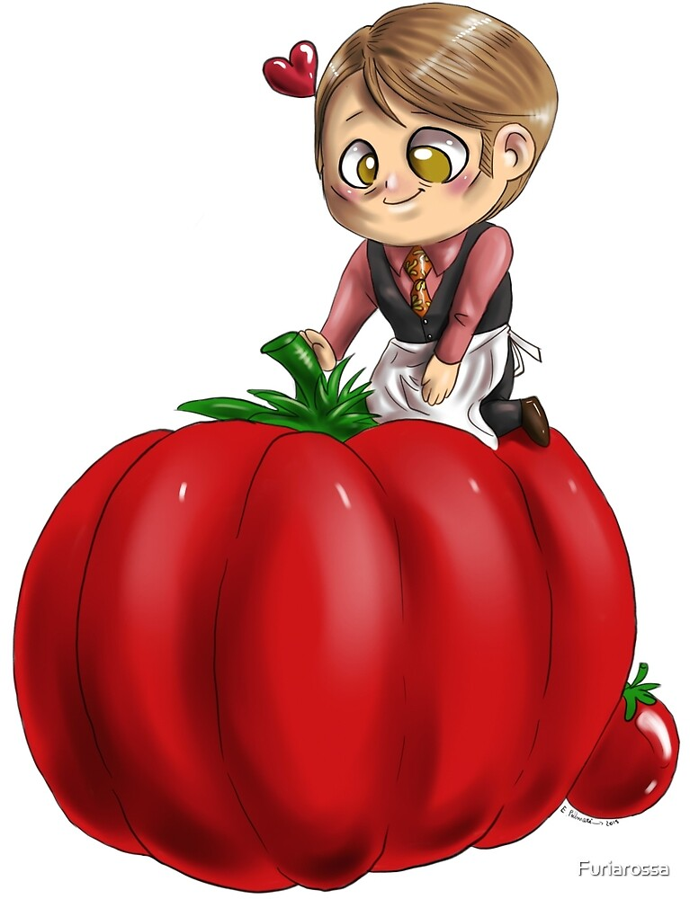 Hannibal vegetables - Tomato by Furiarossa