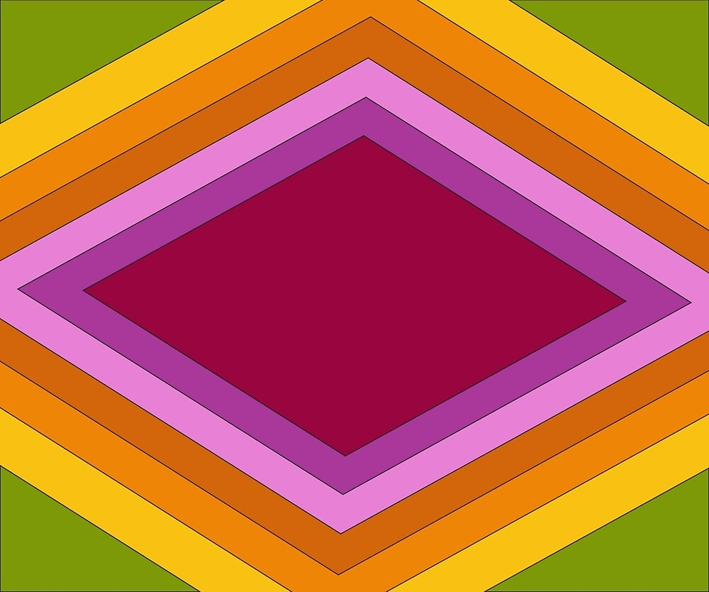 red geometry by lotusleaf