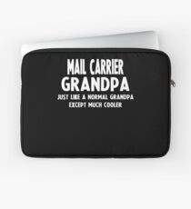 Gifts For Mail Carrier's Grandpa Laptop Sleeve