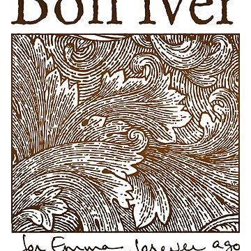 Bon Iver - Para Emma, por siempre de TM490