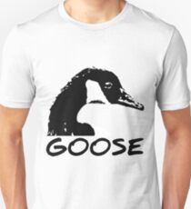 Canadian Goose Black and White T-Shirt
