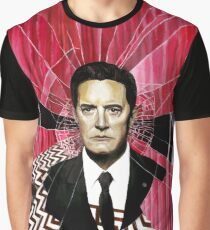 Kyle MacLachlan Graphic T-Shirt