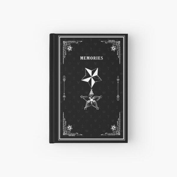 Memories - Book 2 - Kingdom Hearts - Dark Hardcover Journal