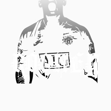 Wayne Rooney Roar T-Shirt by onenil