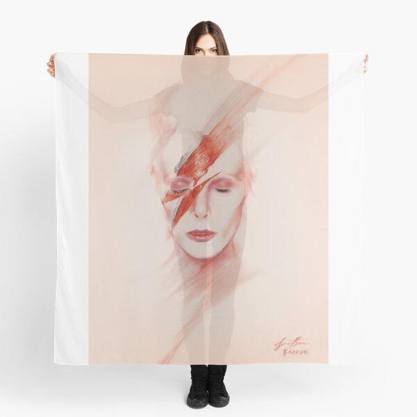 David Bowie Icon Portrait Scarf