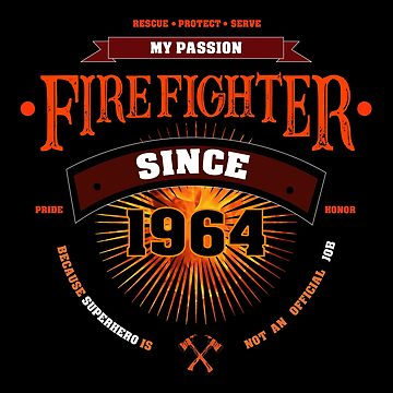 my vocation since 1963 the fire department by matches1