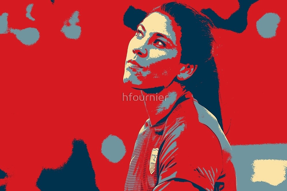 Hope Solo 9 by hfournier