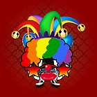 Willy -The Little Circus Clown by Diogo Cardoso