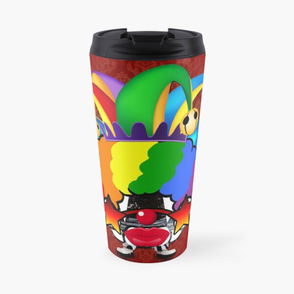 Willy -The Little Circus Clown Travel Mug