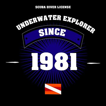 Diver since 1981 by matches1