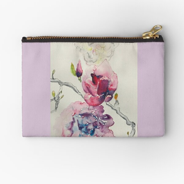 Spring Blooms  Zipper Pouch