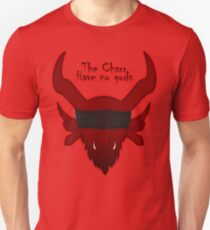 Guild Wars 2 - The Charr Have No Gods T-Shirt
