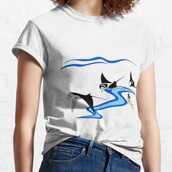 Manta Ray Classic T-Shirt
