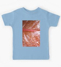 Orange Leaf Kids Tee
