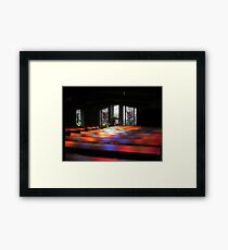 REFLECTIONS - NOW ON NOTEBOOKS/BAGS/LEGGINGS ETC Framed Print