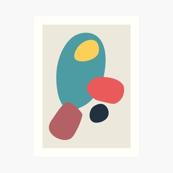 Abstract No.19 Art Print