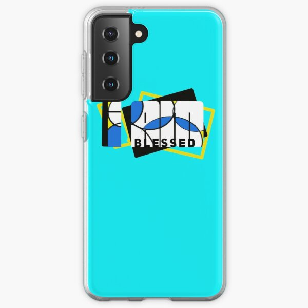 I Am Blessed Color Samsung Galaxy Soft Case