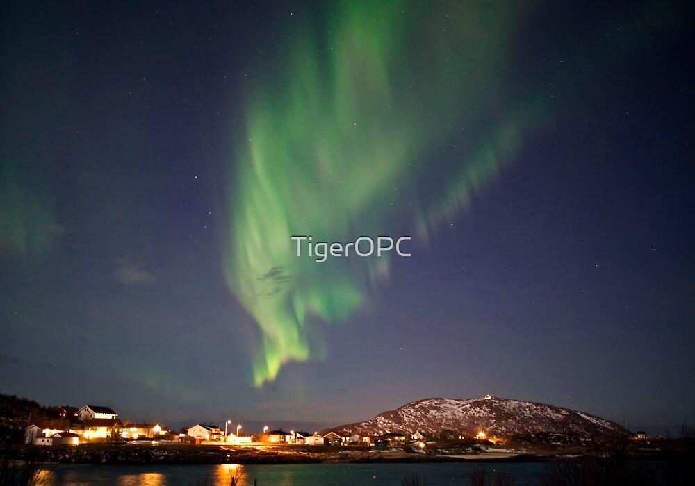 Aurora Borealis V by TigerOPC