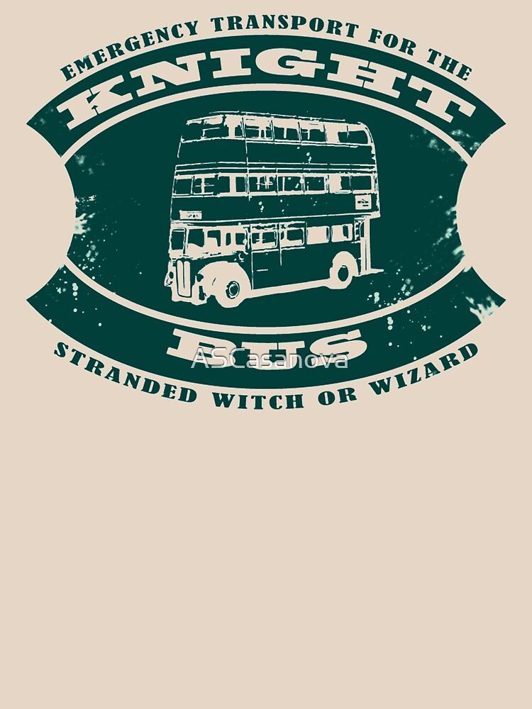 The Knight bus by ASCasanova