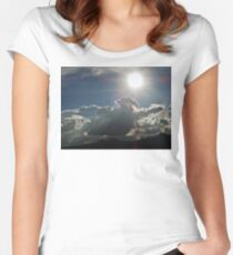 ©TSS The Sun Series LXVII. Women's Fitted Scoop T-Shirt