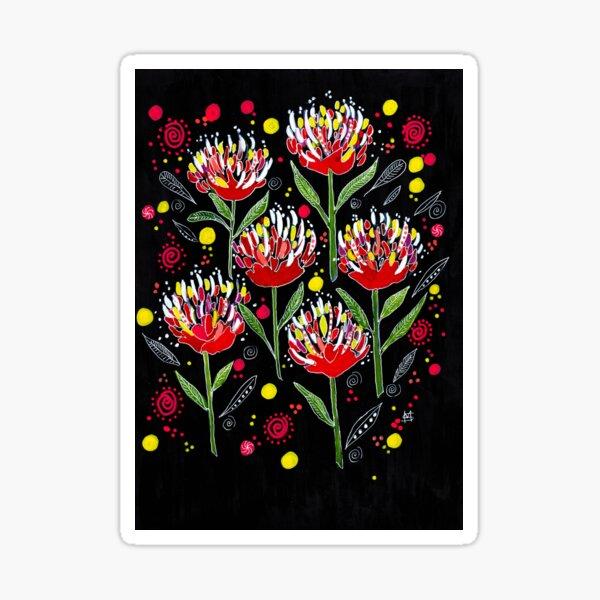 Protea Magic Sticker