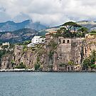 Amalfi Cliffs by martinilogic