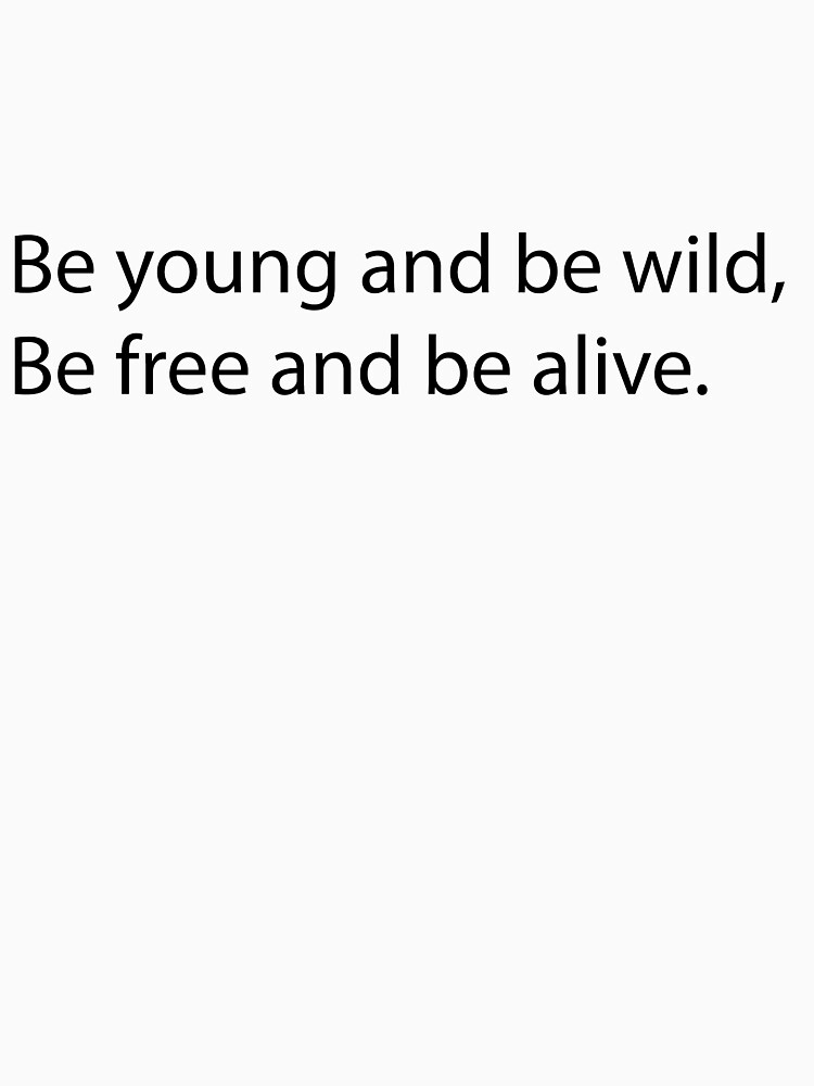 Young and Wild by ewheezy