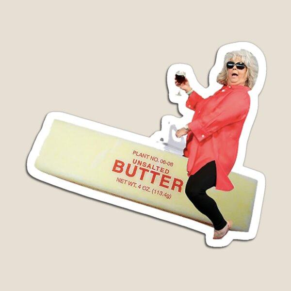 paula Deen Butter Stick Magnet