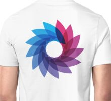 Bisexual Pride Abstract Unisex T-Shirt