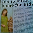 Successful Fund Raising India orphanage.... by marieangel