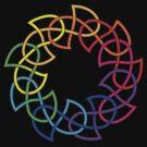 Celtic Rainbow by Ashton Bancroft