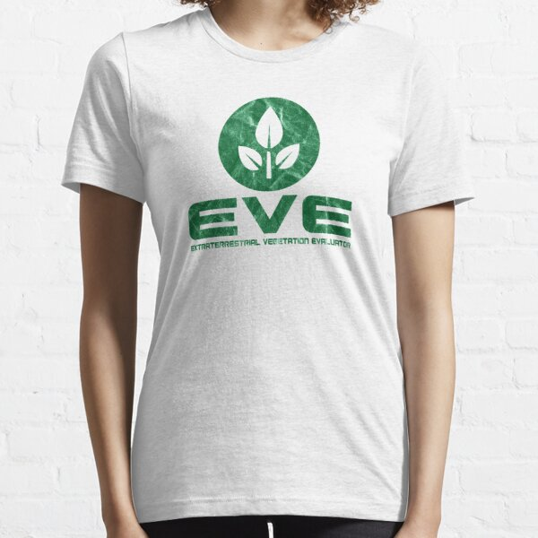 Eve - Extraterrestrial Vegetation Evaluator - Wall E Inspired Essential T-Shirt
