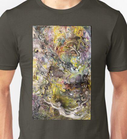 Portrait Yin Yang T-Shirt