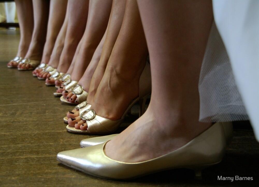 """""""Pretty Feet"""" by Marny Barnes"""