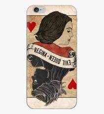 Queen of Hearts: Regina Mills iPhone Case