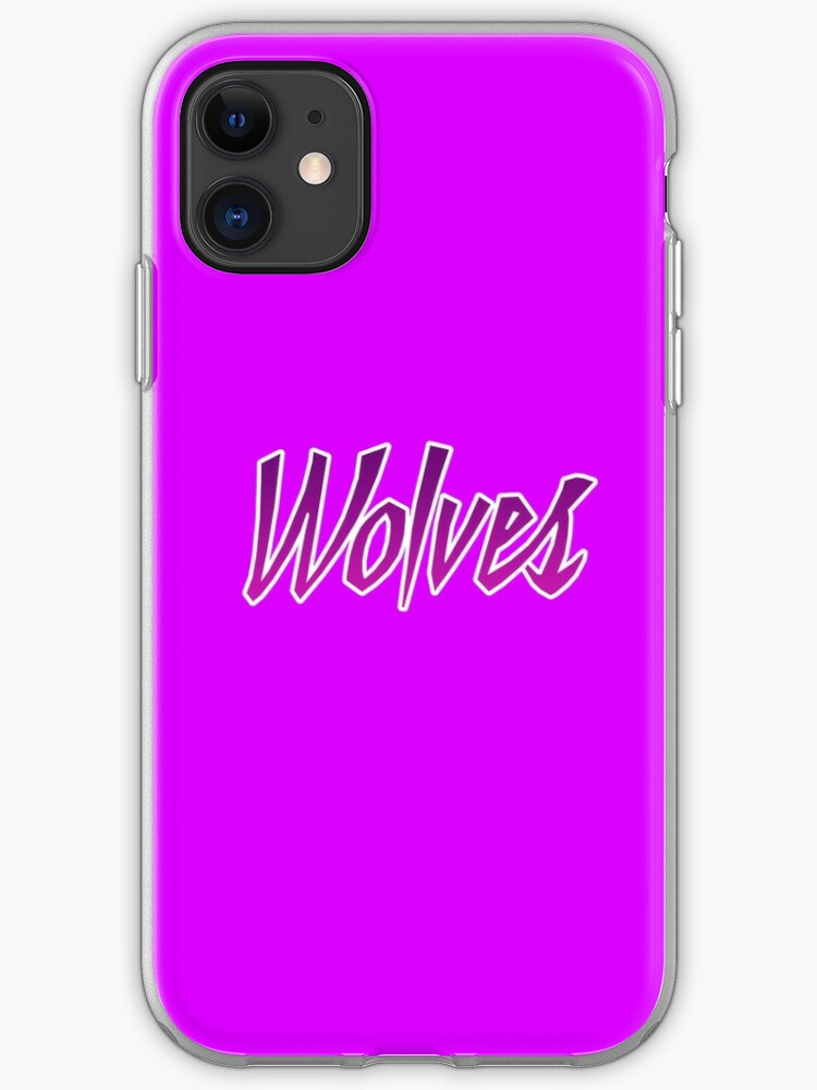 Timberwolves Prince Jersey Iphone Case Cover By Xavierjfong