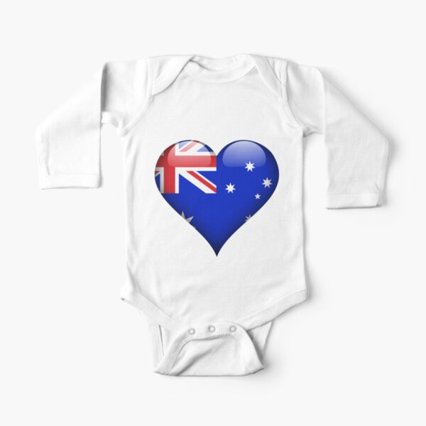 Baby Boy Short Sleeve Jumpsuit Half Scotland Flag Half USA Flag Love Heart Baby Rompers