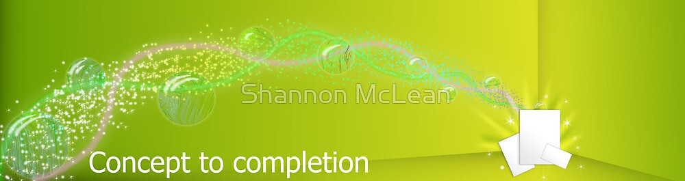 Concept to Completion by Shannon Kennedy