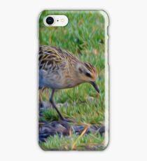 Sand Piper iPhone Case/Skin