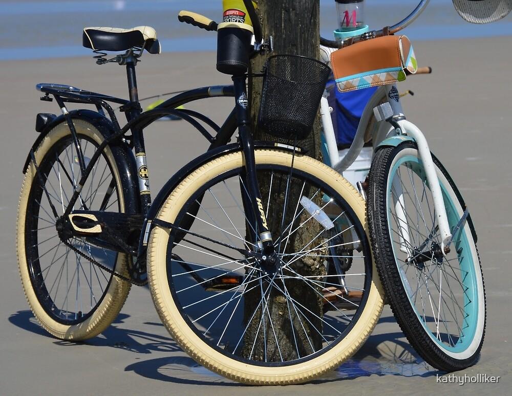 BICYCLES, BICYCLES by kathyholliker
