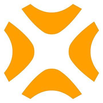 Unspecified Games Orange Logo (Corner) by Axerosh