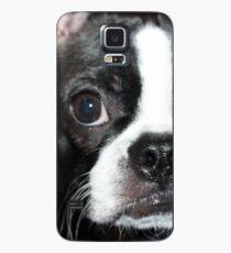 Funda/vinilo para Samsung Galaxy Boston Terrier