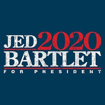 Jed Bartlet 2020 von huckblade
