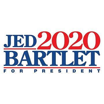 Jed Bartlet 2020 (Variante) von huckblade
